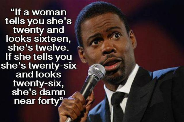 Comedians Are Sometimes both Funny and Wise