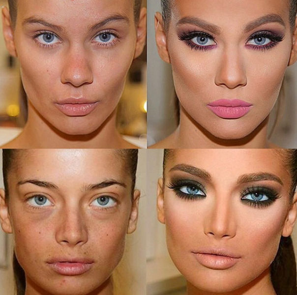 Makeup Is Actually a Little Magic in a Tube