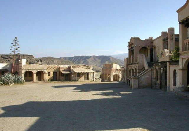 Neglected Movie Sets from Filming History