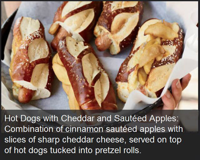 A Few Inventive Ways to Eat a Hot Dog