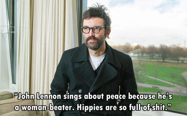 Mean Words Spoken between Musicians