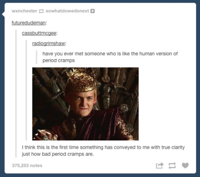Times When Tumblr Comments Were 100 Percent Spot On