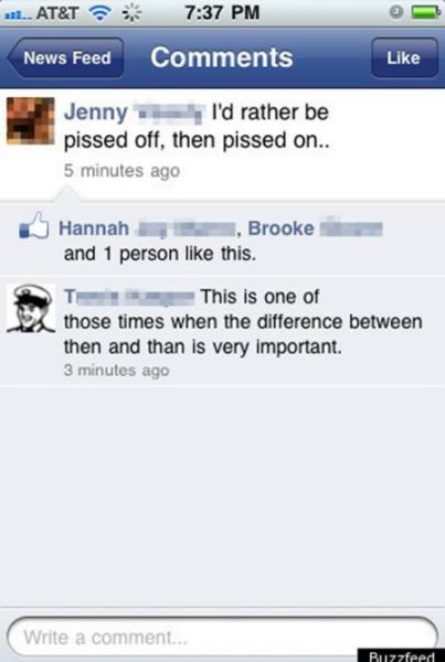 Facebook Fails and Wins