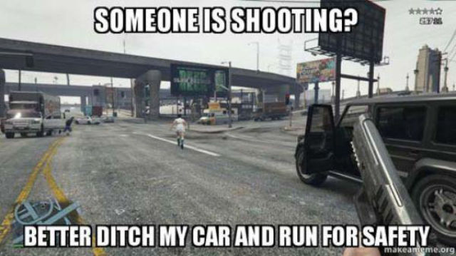 Gaming Logic That Makes No Real Sense