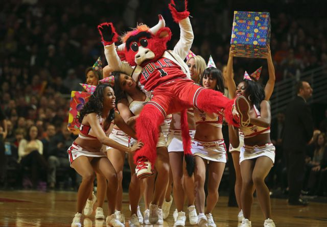 Benny the Bull Is the Clearly the World