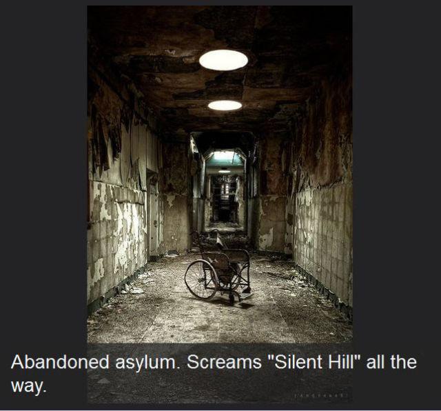Creepy Photos of a Few Really Scary Things
