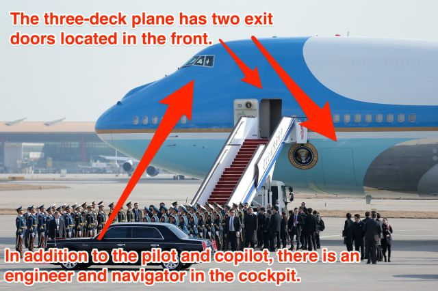 Fascinating Facts You Didn't Know about Air Force One