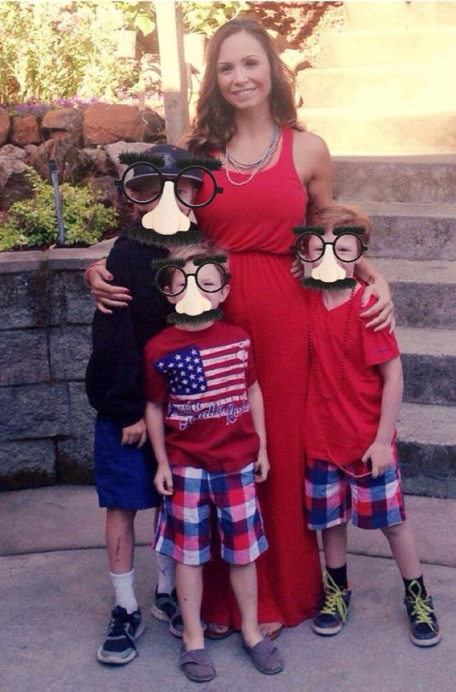 Three Kids Don't Stop You Having a Kick-ass Body