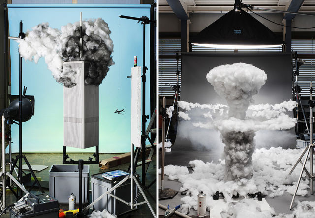 Famous Photographs Come to Life in Creative 3D Artworks
