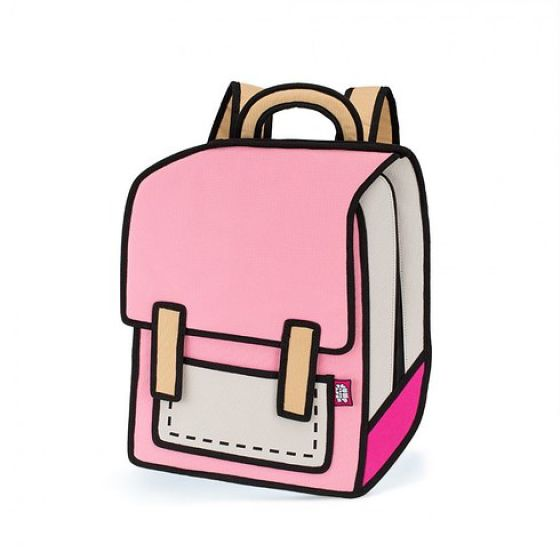 Fashion Bags That Look Like Cartoon Art