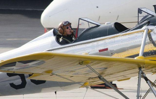 Harrison Ford's Heroic Crash Landing in Santa Monica