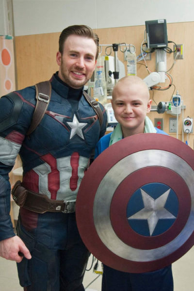 Hollywood's Real-life Superheroes