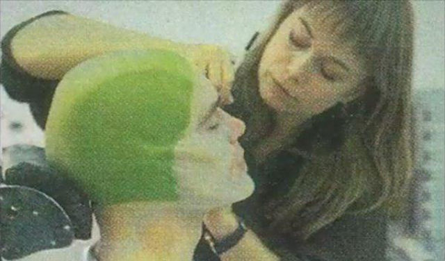 """How Jim Carey was Transformed into """"The Mask"""""""
