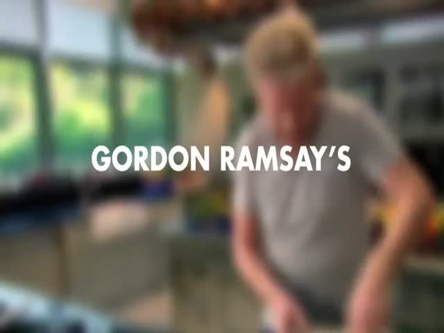 Gordon Ramsay Teaches Us How to Makes Delicious Crispy Pancakes