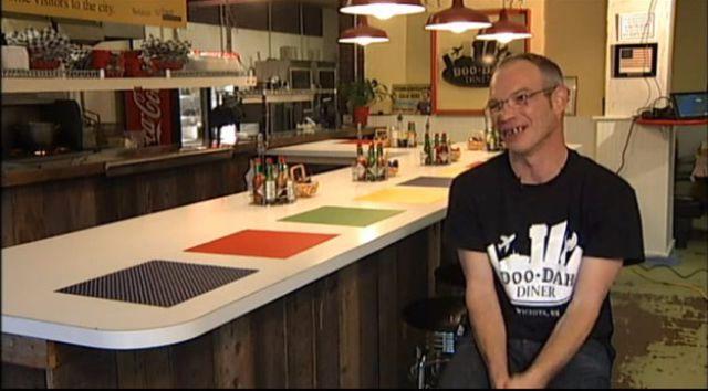 A Rich Restaurant Patron's Generous Act of Kindness