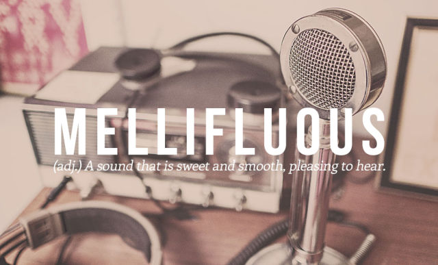 The Most Beautiful Sounding Words in the English Language