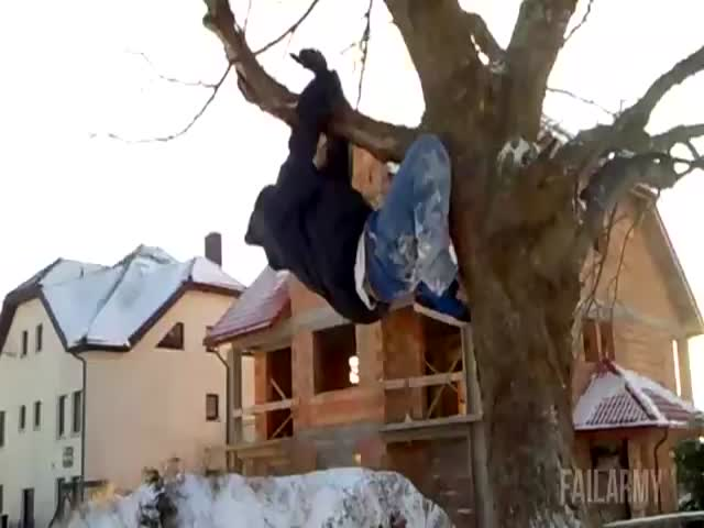 The Ultimate Tree Fails Compilation