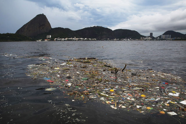 Rio Is Far from Ready to Receive the Olympic Games