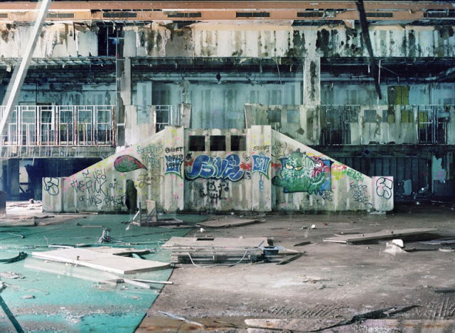 A Shabby Neglected Holiday Resort in New York