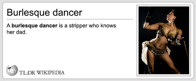Hilarious Wikipedia Contributions
