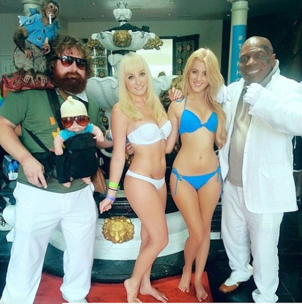 """A Doppelganger of Alan from """"The Hangover"""" Makes a Six-Figure Sum per Year"""