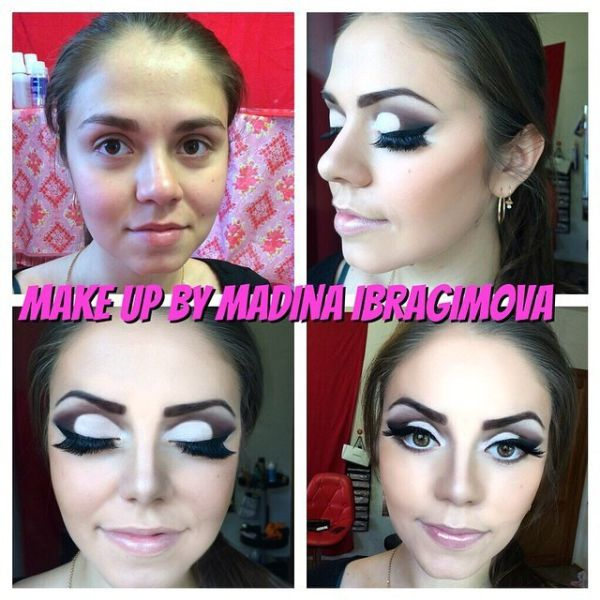 Makeup Is a Real Life Photoshop for Girls