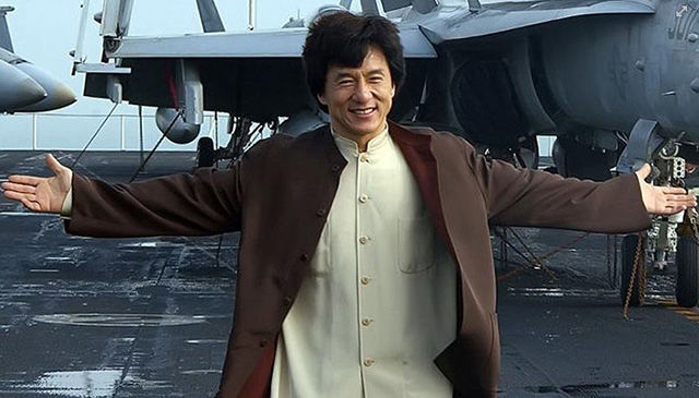 Some Interesting Facts About Jackie Chan You Probably Didn