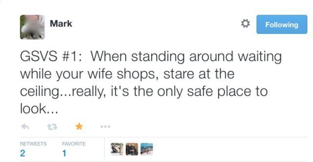 A Husband's Victoria's Secret Tweet Journey