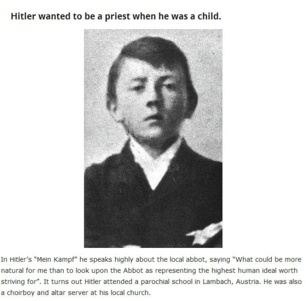 The Weird World of Adolf Hitler