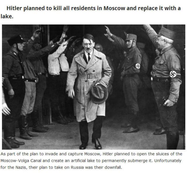 The Weird World of Adolf Hitler