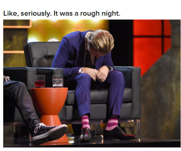 Hilarious Jokes from Justin Bieber's Roast