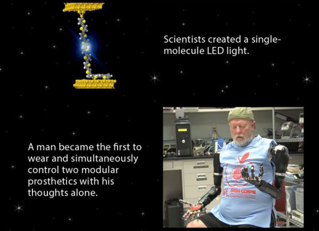 The Coolest Things That Science Achieved in 2014
