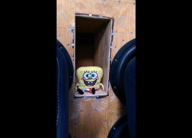 SpongeBob Loves the Bass!