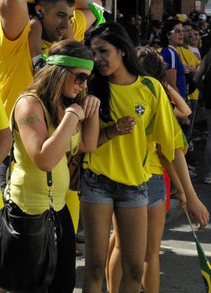 Brazilian World Cup Babes