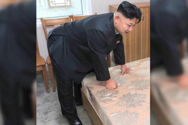 Kim Jong-un Becomes an Internet Meme