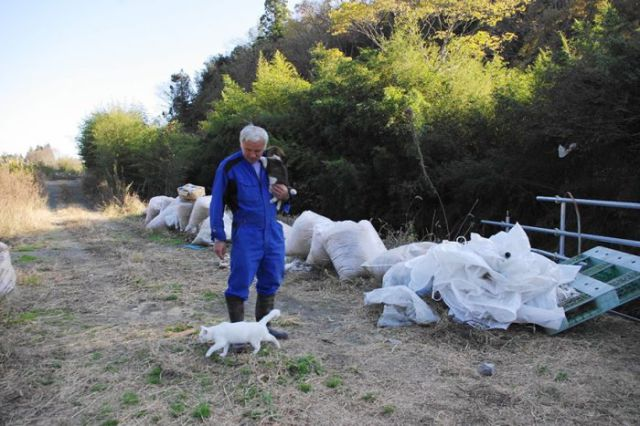 The Animal Saviour of Fukushima
