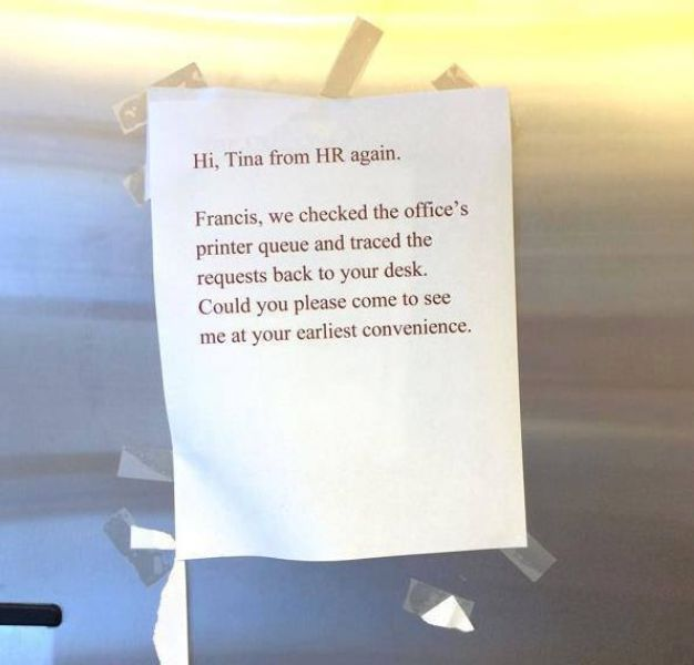 The Funniest Office War Ever Recorded