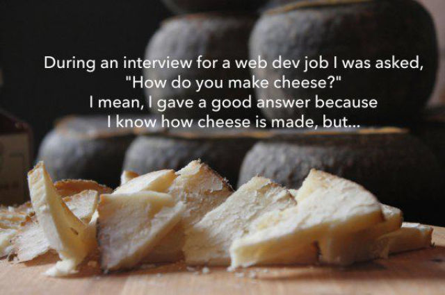 The Worst Interview Questions Ever Asked