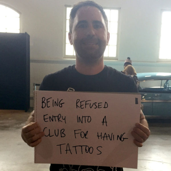 A Few True Comments That Tattooed People Get All the Time