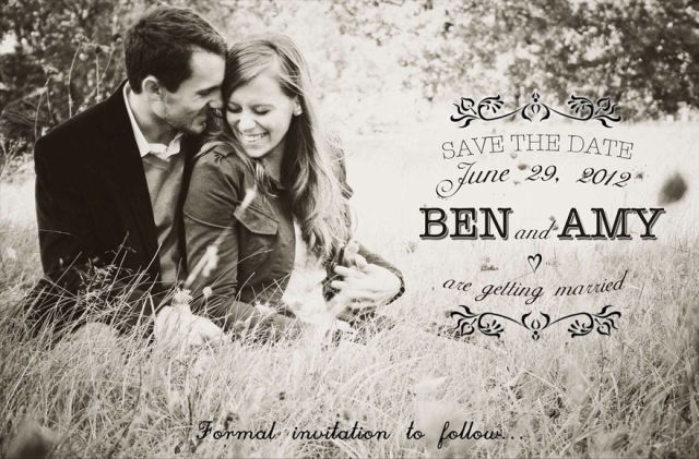 Quirky Groom Hides a Nerdy Secret inside His Wedding Invitation