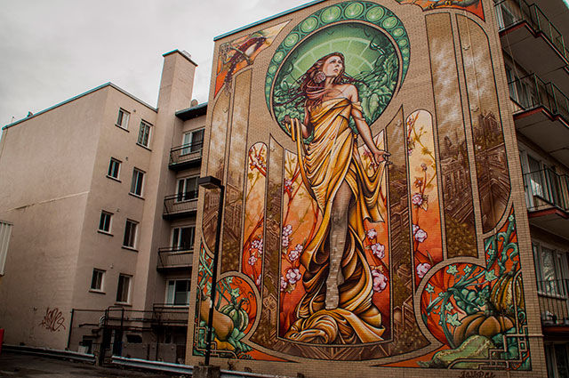 Stunning Street Art from around the World