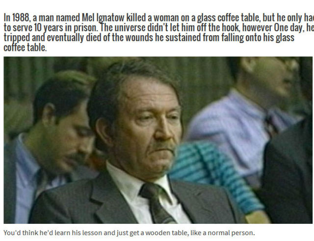 Ironic Deaths That Will Make You Take Karma More Seriously