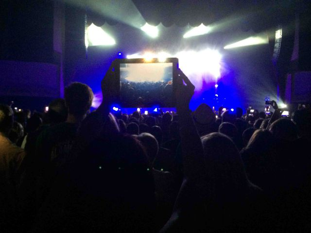 Music Concerts Are Full Of Awesome Things to See