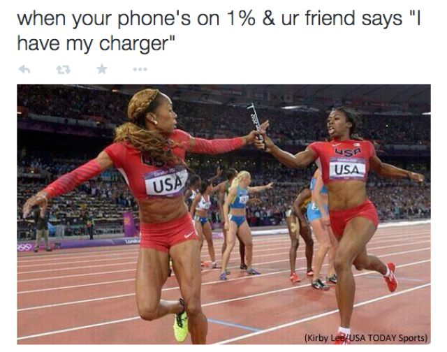 The Harsh Reality of Smartphone Users Everywhere