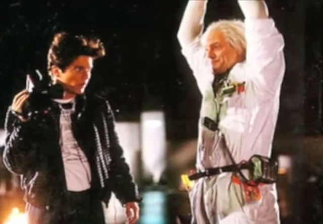 "What ""Back to the Future"" Would Have Looked Like without Michael J. Fox"