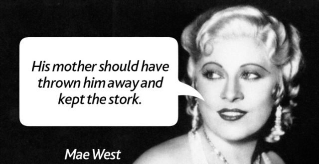 Cool Comebacks and Zingers Said by Iconic Figures in History