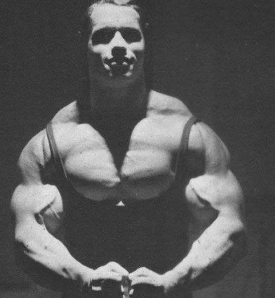 Old Rarely Seen Snaps of Arnold Schwarzenegger