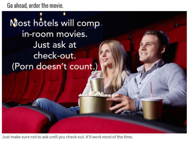 The Filthy Inside Truth about Hotels