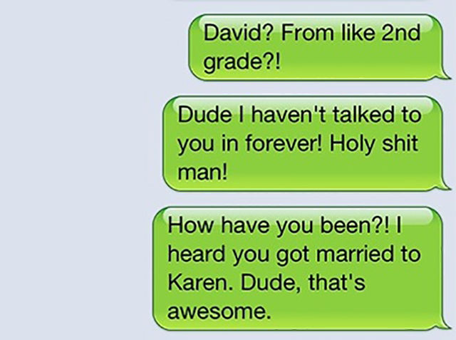 Dude Turns the Tables on a Text Spammer and It's Hilarious
