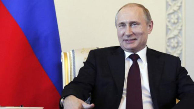 Russia's Presidential Plane is a Fit for a King